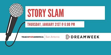 Story Slam tickets