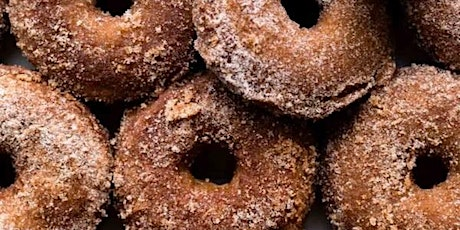 UBS - Virtual Cooking Class: Apple Cider Donuts tickets