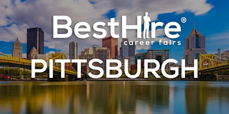 Pittsburgh Virtual Job Fair August 24, 2021 tickets