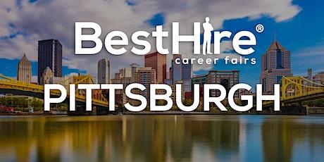 Pittsburgh Virtual Job Fair August 24, 2021 tickets