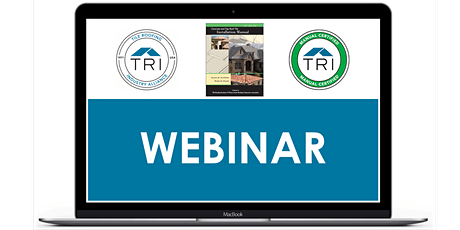 Jan. 13, 2021 - TRI Manual Certification Webinar tickets
