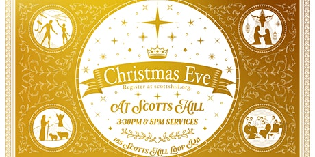 Christmas Eve at Scotts Hill - 5pm service tickets