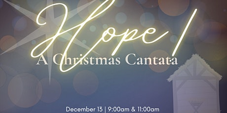 Hope! A Christmas Cantata tickets