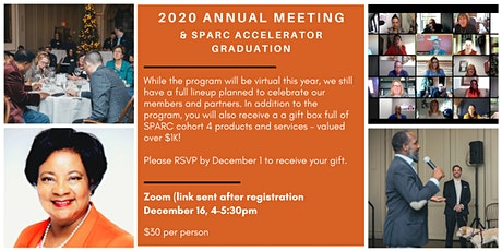 Scale Up Milwaukee Annual Meeting and SPARC Graduation tickets