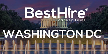 Washington DC Virtual Job Fair August 25, 2021 tickets