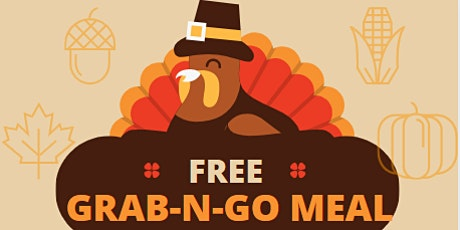 UArizona Thanksgiving Grab-N-Go Meals tickets