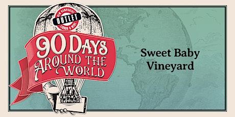 Sweet Baby Vineyard tickets