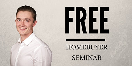 Free Homebuyer Seminar via Zoom - The 10 Simple Steps to Home Ownership tickets