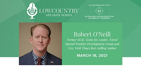 Lowcountry Speaker Series: Robert O'Neill 2021 - 4:00pm tickets
