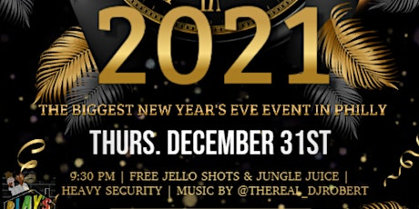 The Biggest New Year's Eve Event in Philly tickets