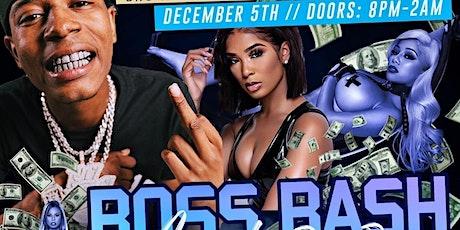 "Bag Money X Clutch Ent. Presents  Boss Bash Anniversary ""Preme's Bday Bash"" tickets"