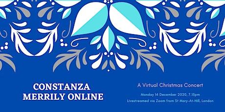 Constanza Merrily Online tickets