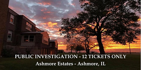 May Public Investigation tickets