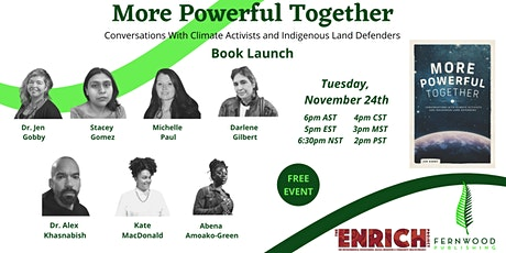 More Powerful Together: Book Launch and Panel Discussion tickets