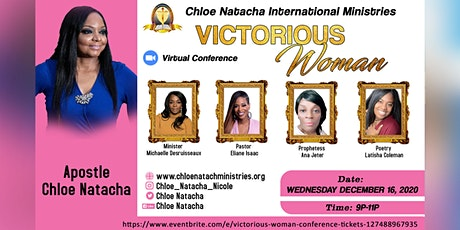 Victorious Woman Conference tickets