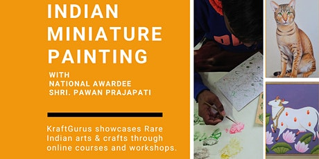 Indian Miniature Painting tickets