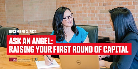 Ask an Angel: Raising Your First Round of Capital tickets