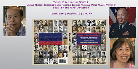 Tunney F. Lee Lecture 2 - Unsung Heroes Book Talk and Panel Discussion tickets