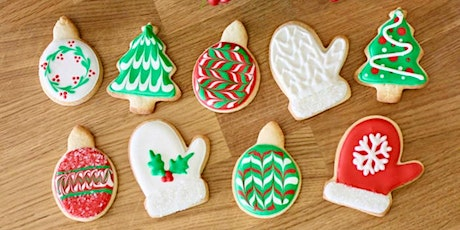 Holiday Cookie Decorating w/ Chef Dana tickets