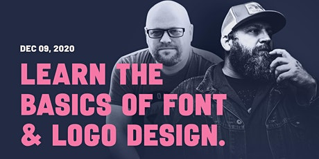Learn the Basics of Font & Logo Design tickets