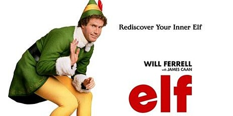 Christmas Drive-In Cinema - Elf - At The Slice of India -Derby tickets