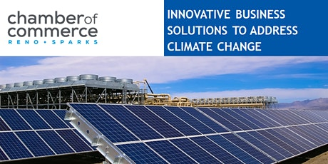 INNOVATIVE BUSINESS SOLUTIONS TO ADDRESS CLIMATE CHANGE tickets