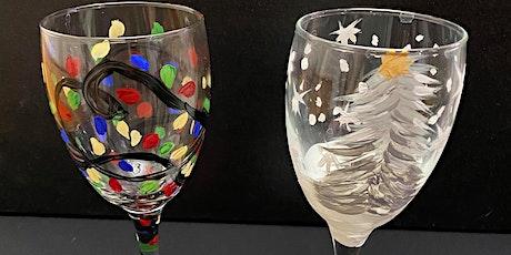 Winter Wine Glass Class tickets