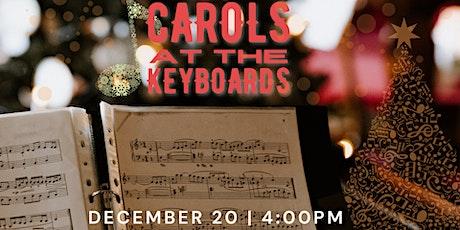 Carols at the Keyboards tickets