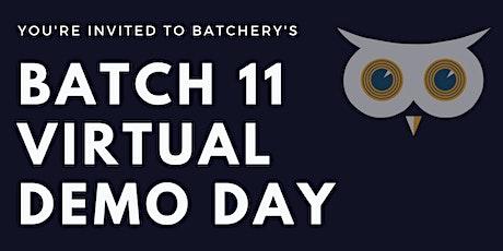 Batch 11 Virtual Demo Day tickets