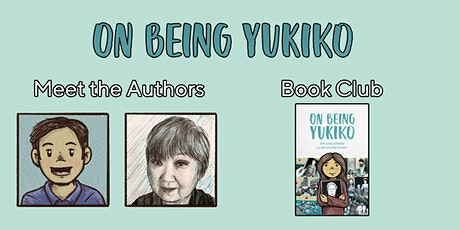 On Being Yukiko book club events tickets
