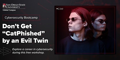 "Don't Get ""CatPhished"" by an Evil Twin 