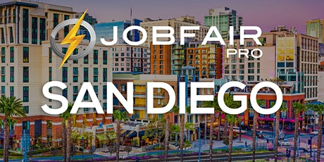 San Diego Virtual Job Fair November 2, 2021 tickets