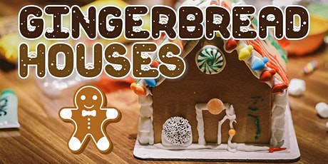 Gingerbread House Decorating tickets
