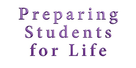 Preparing Students for Life Series - College Applications and Scholarships tickets