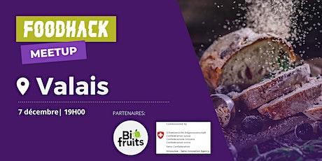 FoodHack Meetup Valais, en ligne entradas