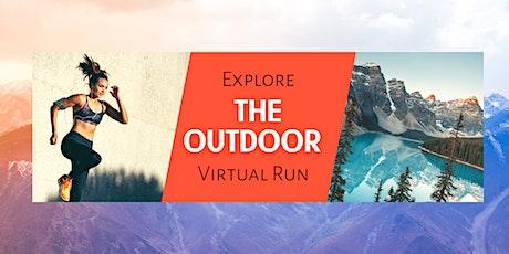 Explore the Outdoor Virtual Run tickets