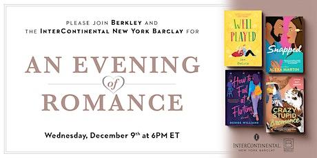 An Evening of Romance | Barclay Book Club tickets