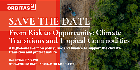 From Risk to Opportunity: Climate Transitions and Tropical Commodities tickets