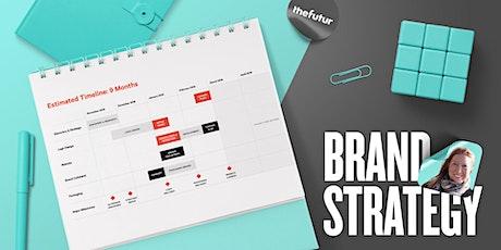 Brand Strategy Fundamentals tickets