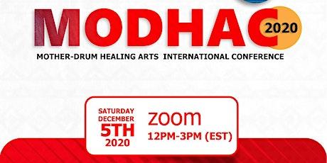 MODHAC 2020 tickets