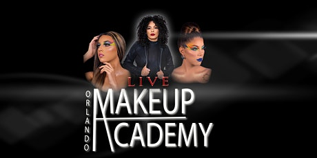 PROFESSIONAL MAKEUP CLASS ONLINE (16 clases) tickets