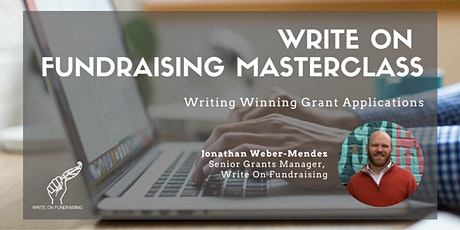 Writing winning grant applications tickets