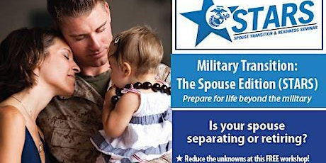2021 (STARS) Spouse Transition and Readiness Seminar Morning Sessions tickets