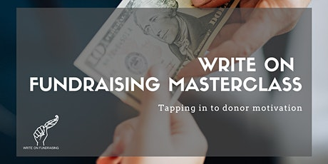 Tapping in to donor motivation tickets