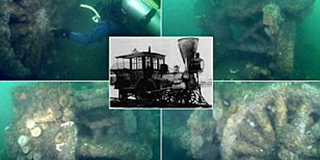 Sunken Locomotives of New Jersey tickets
