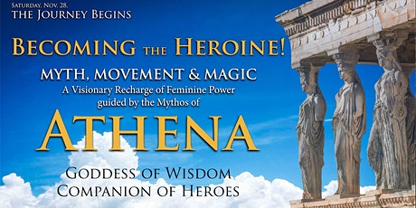 Becoming the Heroine! Journey with the Goddess Athena - Afternoon Session tickets