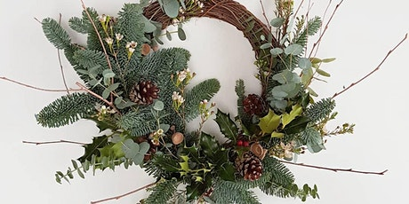 Christmas Wreath Workshops tickets