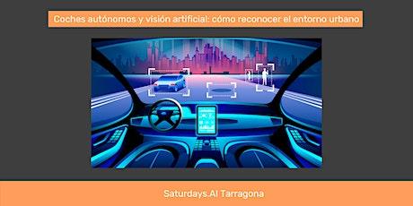 Coches autónomos y visión artificial: cómo reconocer el entorno urbano entradas