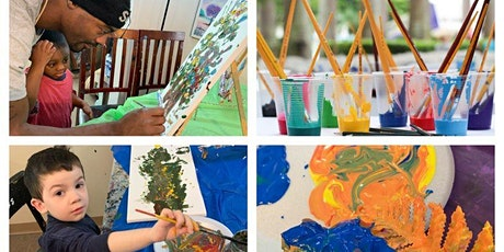 Free Art Class for Kids: Little Tykes (Ages 2 - 5) tickets