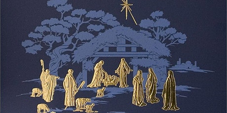 The Nativity of the Lord (Christmas):  Vigil Mass December 24th, 8:00 pm